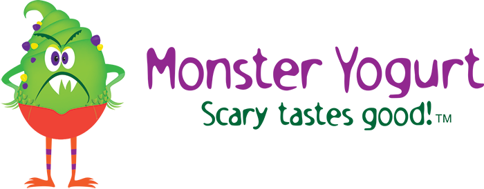 Monster Yogurt - Scary Tastes Good